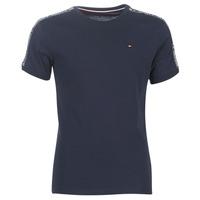 tekstylia Męskie T-shirty z krótkim rękawem Tommy Hilfiger AUTHENTIC-UM0UM00562 Marine