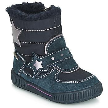 Buty Dziewczynka Śniegowce Primigi RIDE 19 GORE-TEX Niebieski