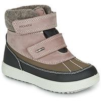 Buty Dziewczynka Buty za kostkę Primigi PEPYS GORE-TEX Vieux / Różowy / Brązowy