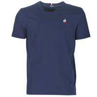 tekstylia Męskie T-shirty z krótkim rękawem Le Coq Sportif ESS TEE SS N°2 M Niebieski / Marine