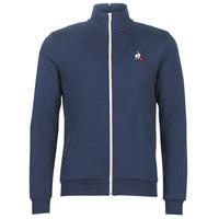 tekstylia Męskie Bluzy dresowe Le Coq Sportif ESS FZ SWEAT N°2 M Niebieski / Marine