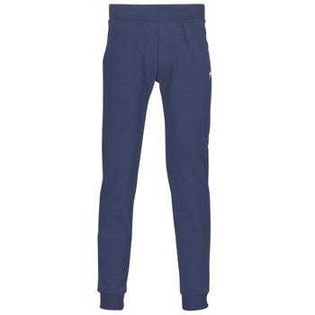 tekstylia Męskie Spodnie dresowe Le Coq Sportif ESS PANT SLIM N°1 M Niebieski / Marine