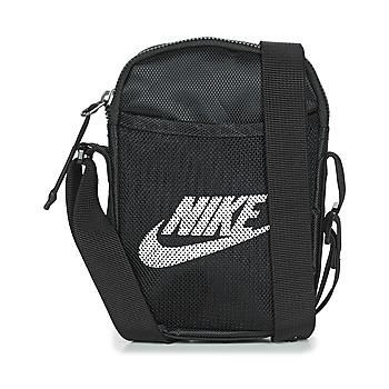 Torby Torby / Saszetki Nike NK HERITAGE S SMIT Czarny