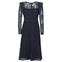 tekstylia Damskie Sukienki krótkie Lauren Ralph Lauren BLAIR Marine