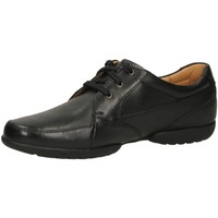 Buty Męskie Derby Clarks RECLINE OUT black-nero