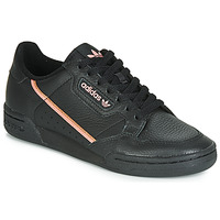 Buty Damskie Trampki niskie adidas Originals CONTINENTAL 80 W Czarny