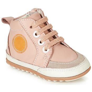 Buty Dziewczynka Buty za kostkę Robeez MIGO Różowy