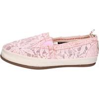 Buty Damskie Tenisówki O-joo Sneakersy BR125 Różowy
