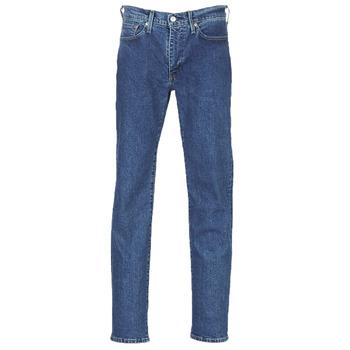 tekstylia Męskie Jeansy straight leg Levi's 514 STRAIGHT Stonewash / Stretch / T2