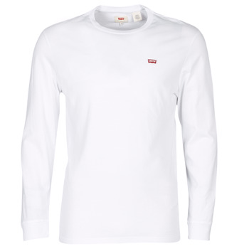 tekstylia Męskie T-shirty z krótkim rękawem Levi's LS ORIGINAL HM TEE Biały