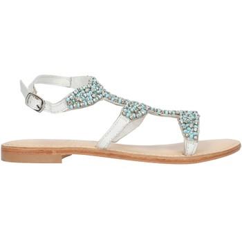Buty Damskie Sandały Cristin CATRIN9 Biały
