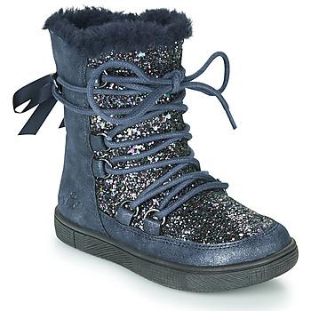 Buty Dziewczynka Śniegowce Mod'8 BLABY Marine
