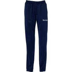 tekstylia Damskie Spodnie dresowe Kempa Jogging Femme  Emotion 2.0 bleu/jaune