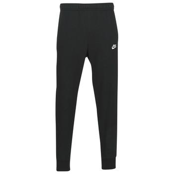 tekstylia Męskie Spodnie dresowe Nike M NSW CLUB JGGR BB Czarny