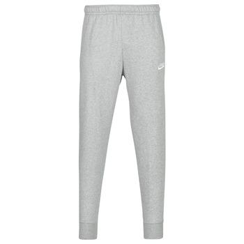 tekstylia Męskie Spodnie dresowe Nike M NSW CLUB JGGR BB Szary