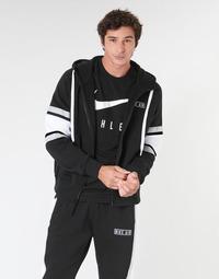 tekstylia Męskie Bluzy Nike M NSW NIKE AIR HOODIE FZ FLC Czarny
