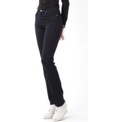 tekstylia Damskie Jeansy skinny Wrangler Jeansy  True Blue Slim W27GBV79B