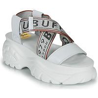 Buty Damskie Sandały Buffalo 1501025 Biały