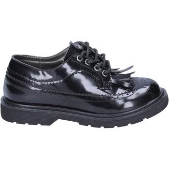 Buty Dziewczynka Derby Enrico Coveri Klasyczny BR252 Czarny