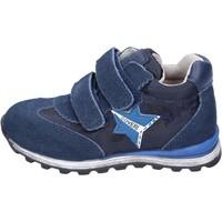 Buty Chłopiec Trampki niskie Enrico Coveri Sneakersy BR254 Niebieski