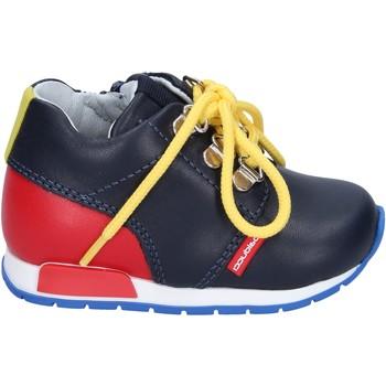 Buty Chłopiec Trampki niskie Balducci Sneakersy BR287 Niebieski