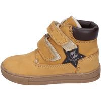Buty Chłopiec Buty za kostkę Lumberjack BR362 Żółty