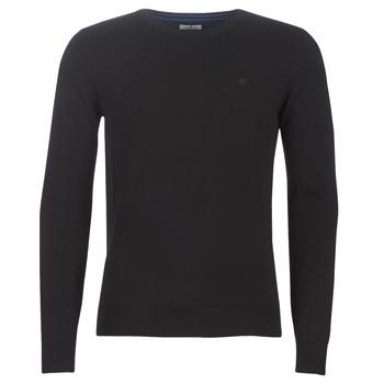 tekstylia Męskie Swetry Tom Tailor FLORET Czarny