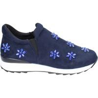 Buty Dziewczynka Tenisówki Holalà Sneakersy BR386 Niebieski