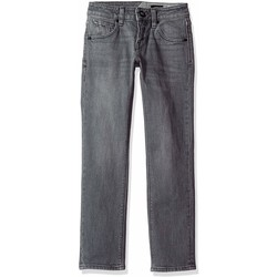 tekstylia Dziecko Jeansy Volcom Vorta By Denim Power Grey