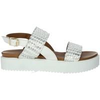Buty Damskie Sandały Donna Style 19-537 'Biały
