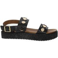 Buty Damskie Sandały Donna Style 19-335 'Czarny