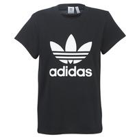 tekstylia Damskie T-shirty z krótkim rękawem adidas Originals BOYFRIEND TEE Czarny
