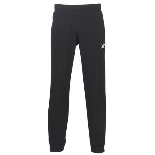 tekstylia Męskie Spodnie dresowe adidas Originals TREFOIL PANT Czarny