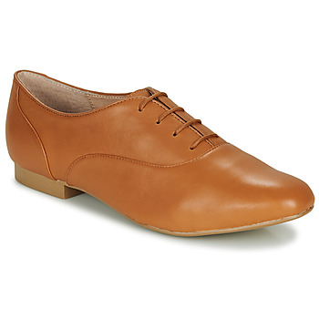Buty Damskie Derby André EXQUIS Camel