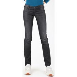 tekstylia Damskie Jeansy straight leg Lee Jeansy  Lynn L340KCEB czarny