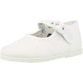 Buty Dziewczynka Obuwie domowe Vulladi 32642 Biały