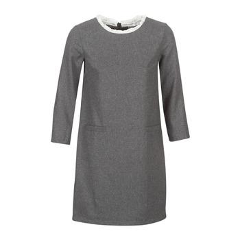 tekstylia Damskie Sukienki krótkie Betty London LABAMA Szary