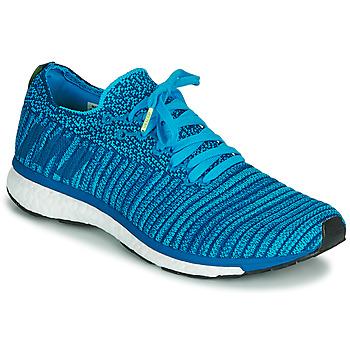 Buty Dziecko Bieganie / trail adidas Performance adizero prime Niebieski