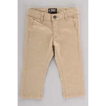 tekstylia Dziecko Spodnie bojówki Ido 4U230 Beżowy
