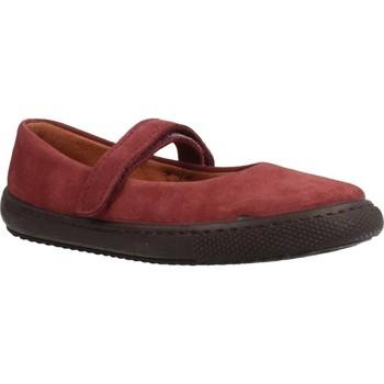 Buty Dziewczynka Derby & Richelieu Vulladi 488 070 Czerwony