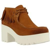 Buty Damskie Low boots Istome SARA 5 Brązowy