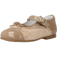 Buty Dziewczynka Baleriny Landos 30Z142 Brązowy