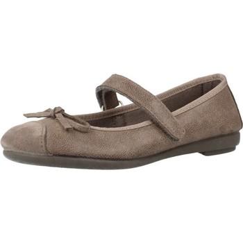 Buty Dziewczynka Derby & Richelieu Vulladi 4408 588 Brązowy