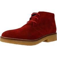 Buty Damskie Buty za kostkę Xicc Shoes EX212 Czerwony