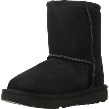Buty Dziewczynka Śniegowce UGG CLASSIC II Czarny