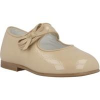 Buty Dziewczynka Baleriny Landos 30AC182 Brązowy