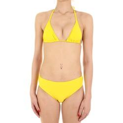 tekstylia Damskie Kostium kąpielowy dwuczęściowy Joséphine Martin LUANA Żółty