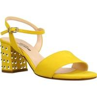 Buty Damskie Sandały Eliza Ferrari 170 60 Żółty