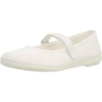 Buty Dziewczynka Derby & Richelieu Vulladi 5417 572 Biały