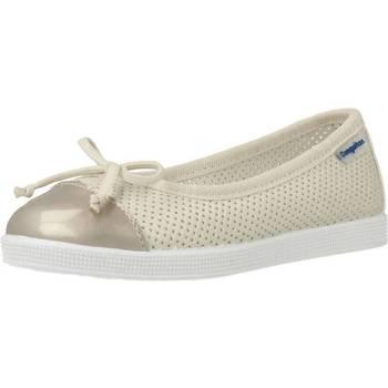 Buty Dziewczynka Baleriny Conguitos IV129527 Brązowy
